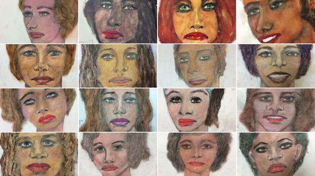 Thú nhận giết 90 người, Samuel Little vẽ chân dung các nạn nhân - Ảnh 1.