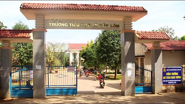 Trường tiểu học huy động sai 150 triệu của học sinh nghèo - Ảnh 1.