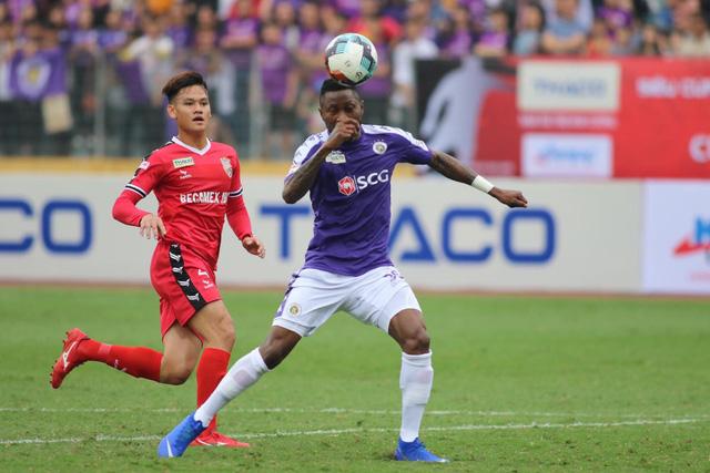 Tung đội hình 2, Hà Nội vẫn dễ dàng đá bại Bình Dương ở Siêu cúp quốc gia 2018 - Ảnh 1.