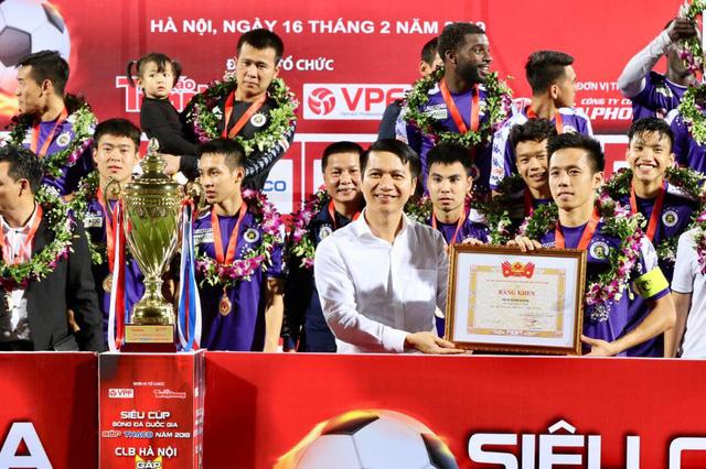 Tung đội hình 2, Hà Nội vẫn dễ dàng đá bại Bình Dương ở Siêu cúp quốc gia 2018 - Ảnh 2.