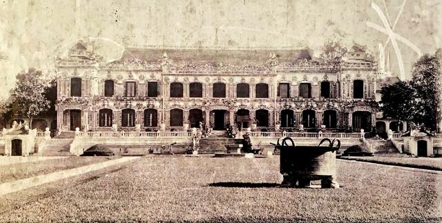 Khởi công khôi phục điện Kiến Trung chỉ còn móng trong Tử Cấm Thành - Ảnh 3.