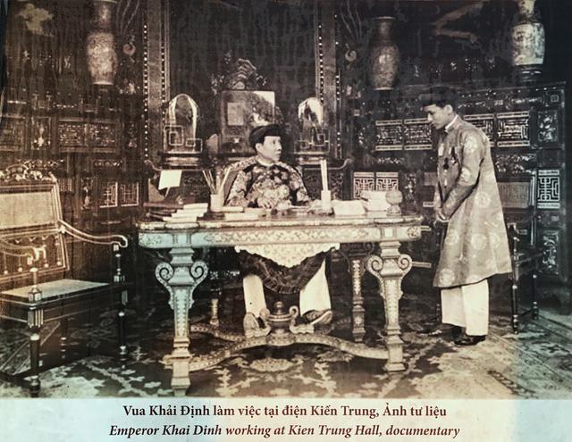 Khởi công khôi phục điện Kiến Trung chỉ còn móng trong Tử Cấm Thành - Ảnh 4.