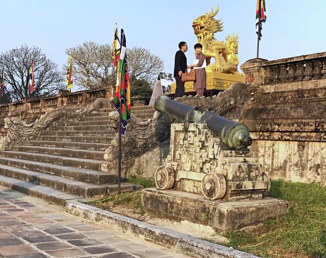 Khởi công khôi phục điện Kiến Trung chỉ còn móng trong Tử Cấm Thành - Ảnh 5.