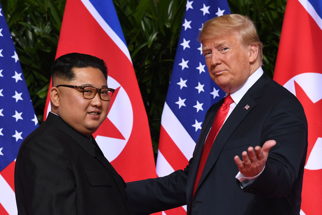 Mở đăng ký đưa tin thượng đỉnh Trump - Kim ở Hà Nội cho báo chí nước ngoài - Ảnh 1.