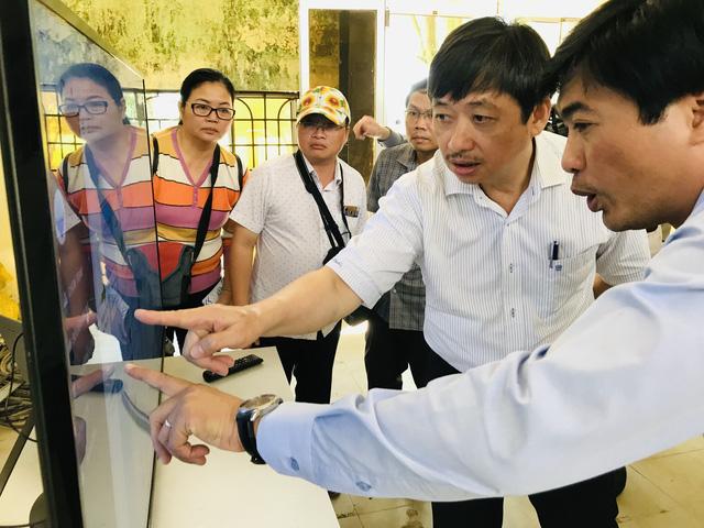 Phó chủ tịch Đà Nẵng: Nước không thiếu nhưng đang bị... nhiễm mặn - Ảnh 2.