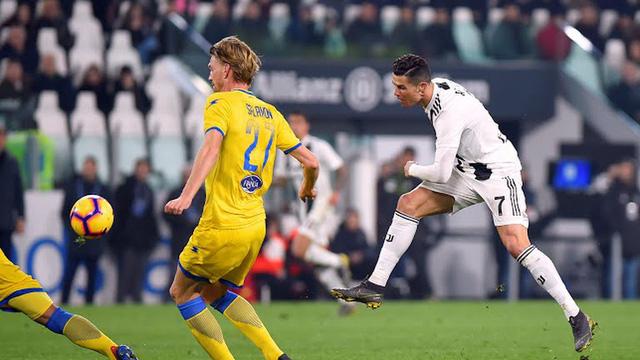 Thắng dễ Frosione, Juventus bỏ xa Napoli 14 điểm - Ảnh 2.