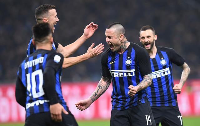 Inter thắng chật vật Sampdoria, Napoli bị cầm chân - Ảnh 2.