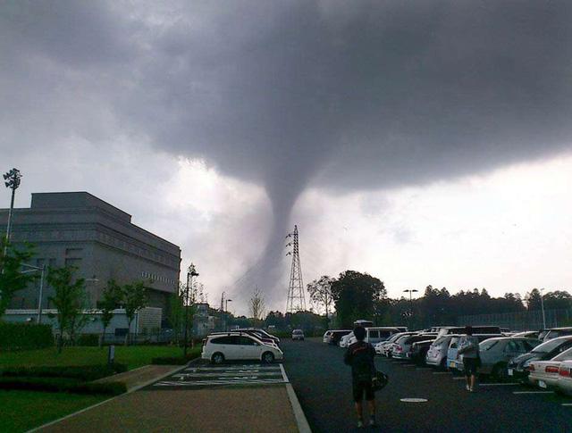 Tokyo thử nghiệm công nghệ dự báo lốc xoáy trước 30 phút - Ảnh 1.