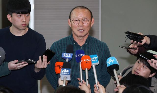 Báo Hàn: Ông Park Hang Seo sẽ không làm HLV hai trong một - Ảnh 1.