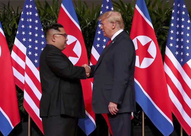 Mỹ và Triều Tiên bắn tín hiệu nối lại quan hệ ngoại giao - Ảnh 1.