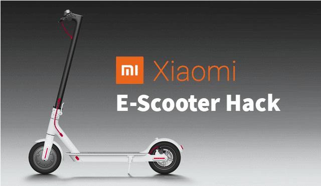 Xe điện Scooter của Xiaomi có thể bị hack và tăng tốc từ xa - Ảnh 1.