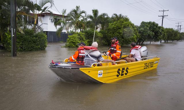 Miền đông Úc sắp hứng trận lụt thế kỷ - Ảnh 2.