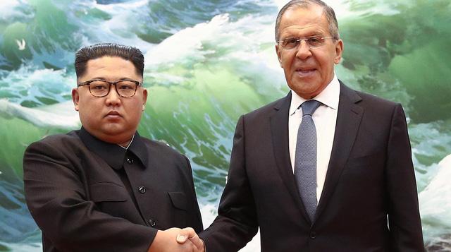 Nga làm anh hùng thầm lặng hỗ trợ cho Triều Tiên - Ảnh 1.