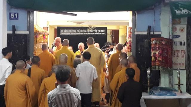 Bà Nguyễn Thị Thu sẽ được an táng tại Đồng Tháp - Ảnh 1.