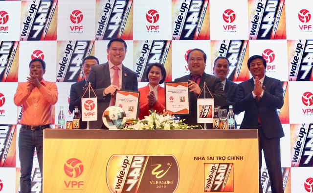 Masan tài trợ trên 40 tỉ đồng cho V-League 2019 - Ảnh 1.