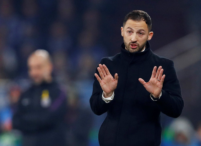'Sterling và bàn thắng muộn đã giết chết hi vọng đi tiếp của Schalke' - Ảnh 1.