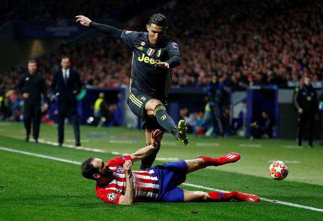 HLV Simeone: Các cầu thủ đã thể hiện được 'chất Atletico' - Ảnh 1.
