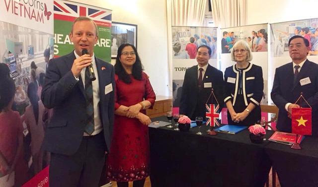 Cơ hội một ngày làm đại sứ Anh dành cho học sinh - Ảnh 1.