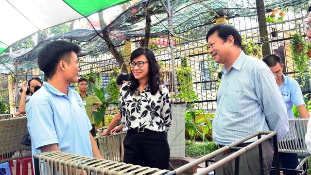 Vĩnh biệt bà Nguyễn Thị Thu - nữ lãnh đạo tận tụy - Ảnh 1.