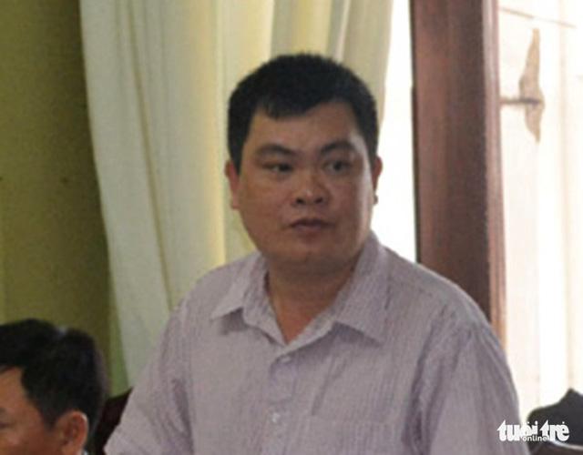 Cảnh cáo phó chủ tịch UBND TP Tuy Hòa - Ảnh 1.