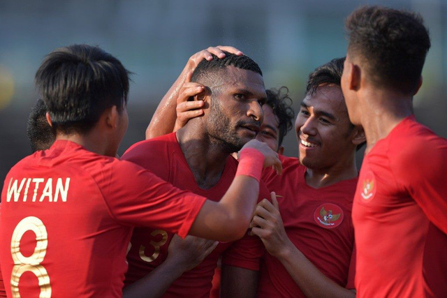 U22 Việt Nam gặp U22 Indonesia ở trận bán kết ngày 24-2 - Ảnh 1.