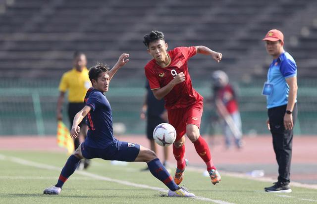 U-22 Việt Nam - U-22 Thái Lan 0-0: Vẫn là chuyện dứt điểm kém - Ảnh 1.
