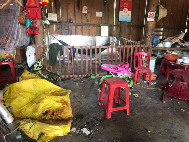4 người trong gia đình bị thương nặng nghi do nổ bình gas - Ảnh 1.
