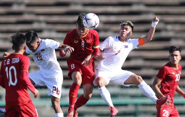 Thủ tướng Nguyễn Xuân Phúc chúc U-22 VN thắng tuyển Indonesia - Ảnh 1.