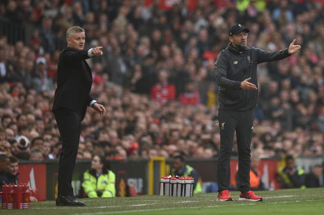 M.U vs Liverpool: Cả Solskjaer lẫn Klopp đều quá sợ thua - Ảnh 1.