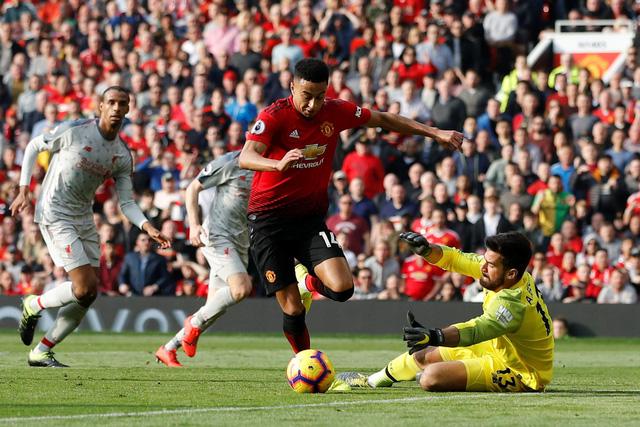 M.U hòa Liverpool không bàn thắng tại Old Trafford - Ảnh 1.