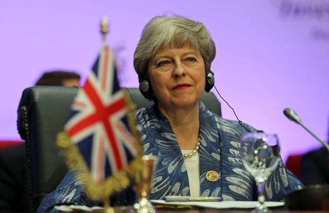 Bà May có thể lùi ngày rời EU tối đa 2 tháng - Ảnh 1.