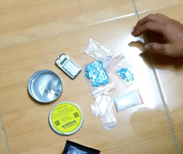Phá đường dây cung cấp ma túy cho dân chơi ở vũ trường, quán karaoke - Ảnh 4.