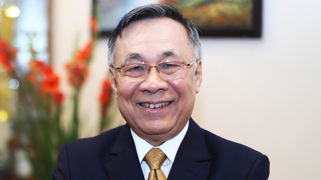 Ông Dương Chính Thức