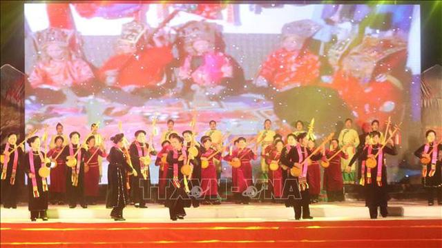 Khai mạc Tuần Văn hóa, Thể thao và Du lịch tỉnh Lạng Sơn năm 2019 - Ảnh 1.