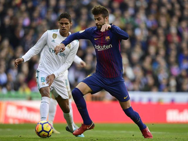 Siêu kinh điển Real Madrid và Barca mở màn cuộc đua ăn 3 - Ảnh 1.