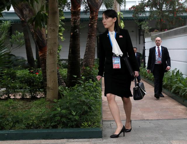 Ông Trump và ông Kim đi dạo trong khách sạn Metropole - Ảnh 1.