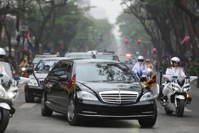 Lãnh đạo Mỹ - Triều bắt đầu cuộc gặp thứ 2 ở khách sạn Metropole - Ảnh 1.