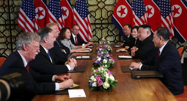 Ông Kim Jong Un: Nếu không sẵn sàng từ bỏ vũ khí hạt nhân tôi đã không ở đây - Ảnh 1.