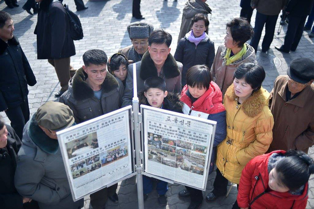 Ông Kim Jong Un: Cả thế giới đang nhìn vào chúng ta - Ảnh 2.