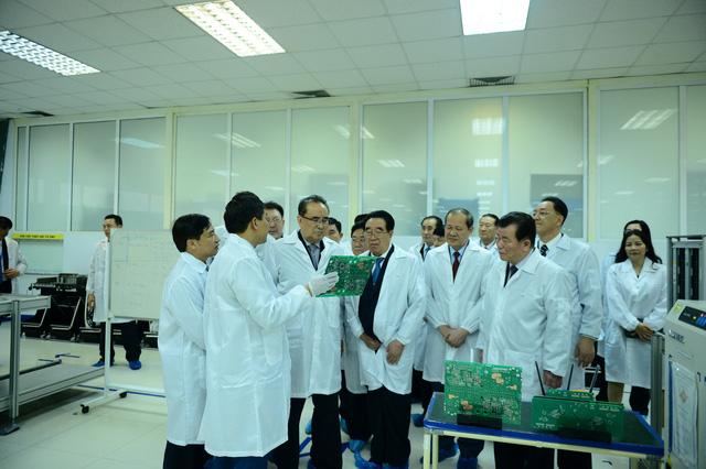 Triều Tiên hi vọng có cơ hội hợp tác với Viettel - Ảnh 1.