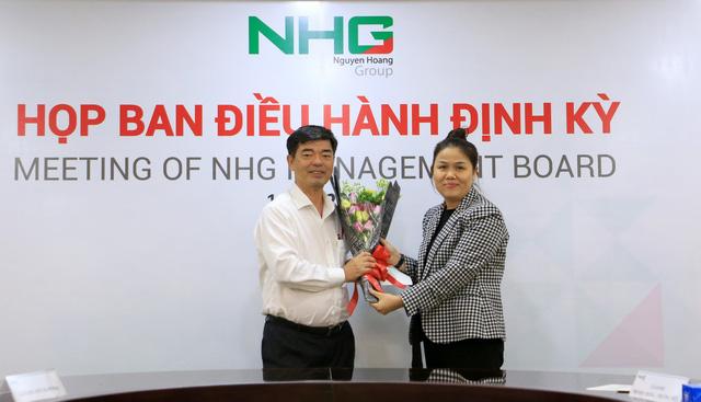 Tập đoàn giáo dục Nguyễn Hoàng thành lập Hội đồng Đại học - Ảnh 1.