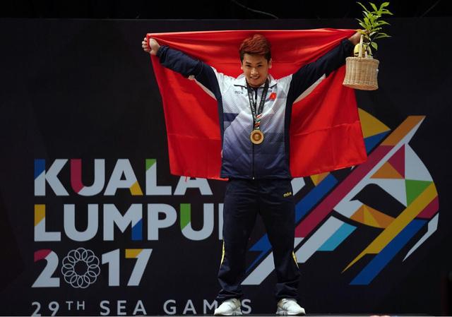 Lực sĩ vô địch thế giới Trịnh Văn Vinh dương tính với doping - Ảnh 1.