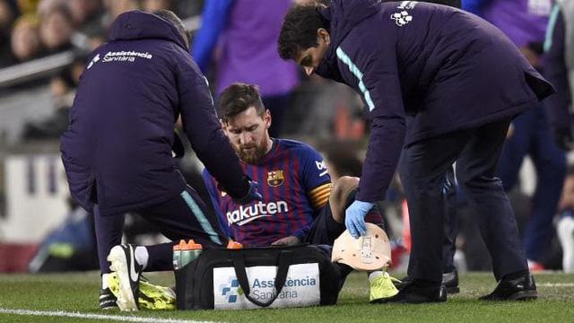 Messi chưa chắc đá trận gặp Real ở Cúp Nhà vua - Ảnh 1.