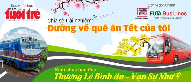 Về quê ăn tết lay động hàng vạn trái tim Việt ngày tết - Ảnh 2.