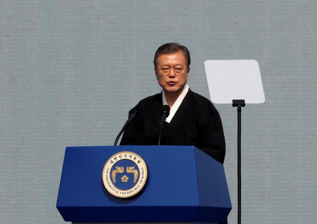 Tổng thống Hàn Quốc: Seoul sẵn sàng giúp Mỹ và Triều Tiên đàm phán 'bằng mọi cách' - Ảnh 1.
