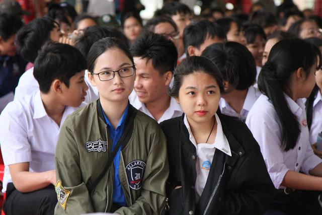 Sáng nay 2-3 tư vấn tuyển sinh tại Bình Định - Ảnh 1.