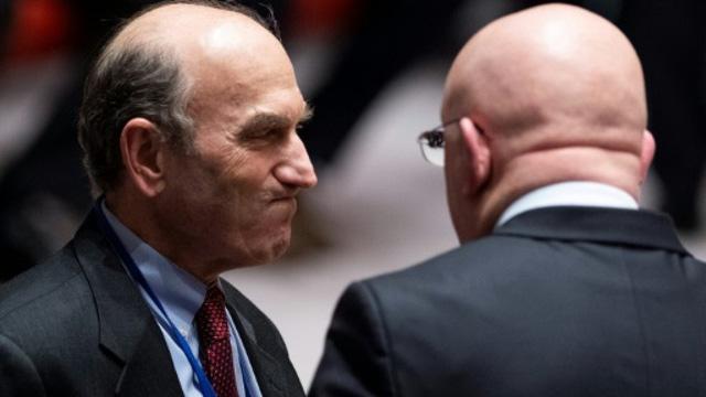 Nghị quyết về Venezuela của Mỹ, Nga bị bác tại LHQ - Ảnh 1.