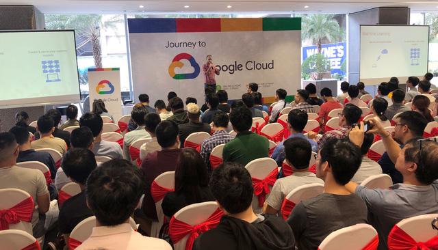 Google công bố chương trình hỗ trợ startup Việt ra toàn cầu - Ảnh 1.