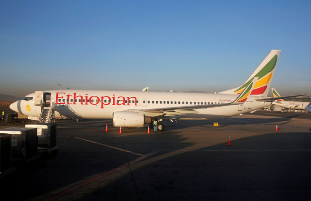 Máy bay chở 157 người của Ethiopia bị rơi - Ảnh 1.