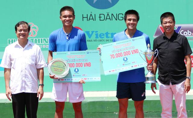 Daniel Nguyễn đăng quang VTF Masters 500-1 - Hải Đăng Cúp 2019 - Ảnh 1.